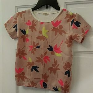 Crewcuts Girls floral top